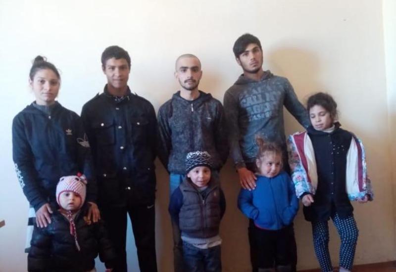 Задержаны 8 граждан Азербайджана, пытавшихся пересечь границу с Грузией