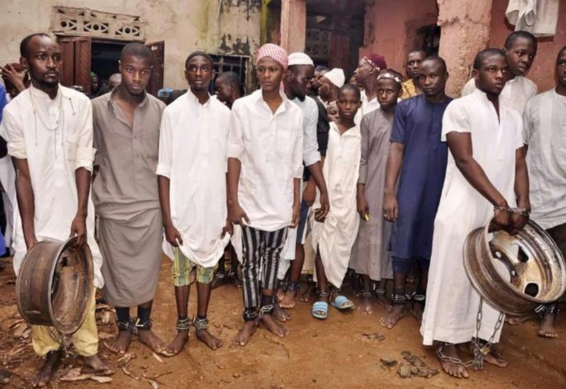 В Нигерии освободили 259 человек, которых насильно удерживали при мечети
