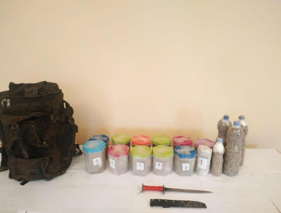 Азербайджанские пограничники предотвратили контрабанду наркотиков из Ирана