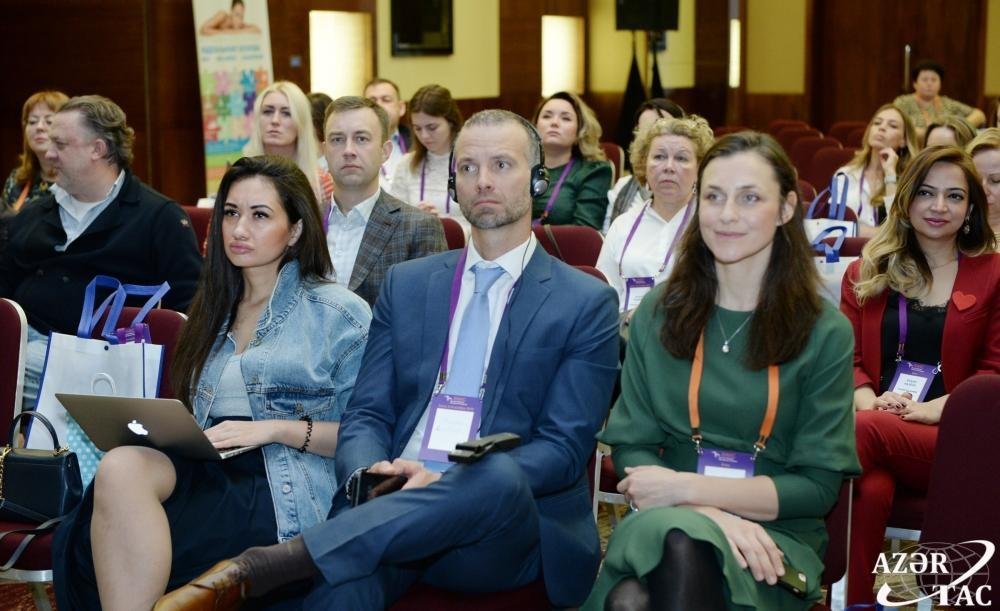 В Баку начал работу VI Международный конгресс Спа и Веллнесс