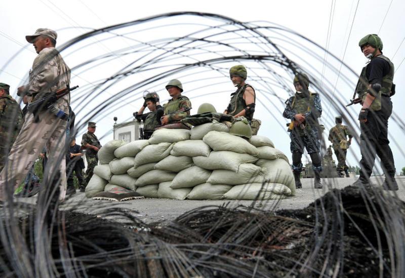 Узбекская погранслужба изучает ситуацию с нападением на заставу на границе с Таджикистаном