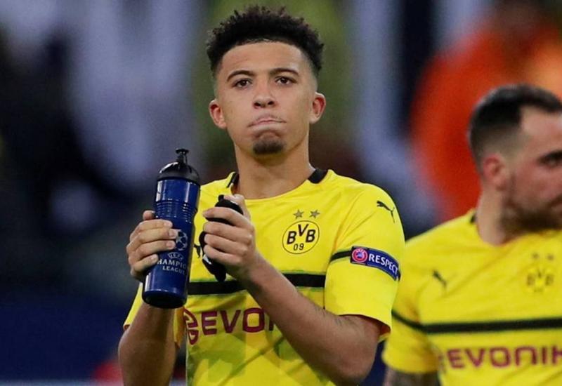 «Реал» возобновил интерес к Санчо