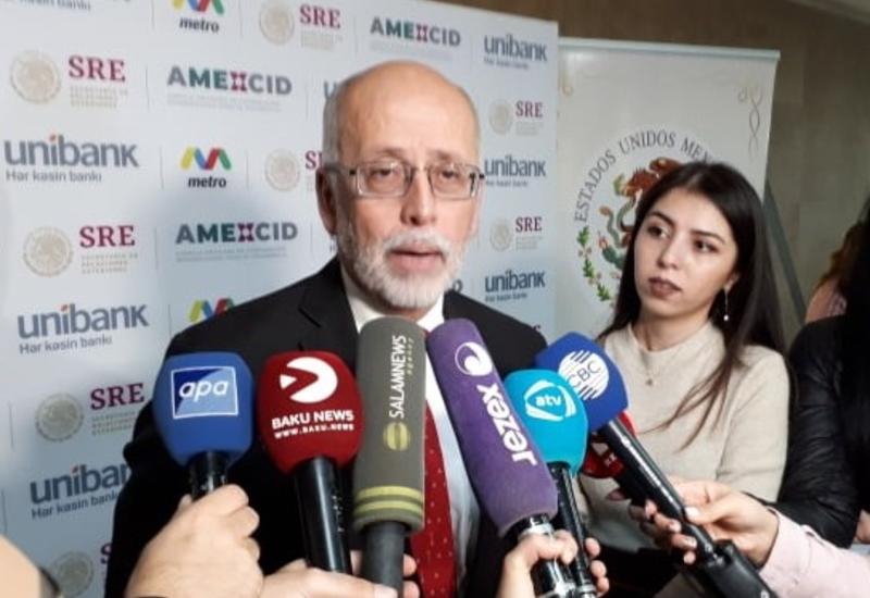 Посол о любви азербайджанцев к мексиканской текиле