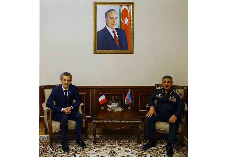 Франция поддерживает суверенитет и территориальную целостность Азербайджана