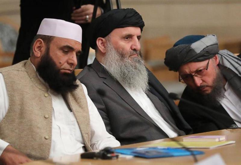 Начались переговоры США с Талибаном