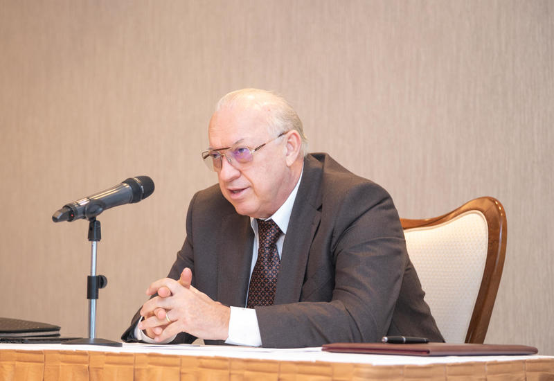 Президент AZAL Джахангир Аскеров: Наши пилоты являются одними из самых профессиональных в мире