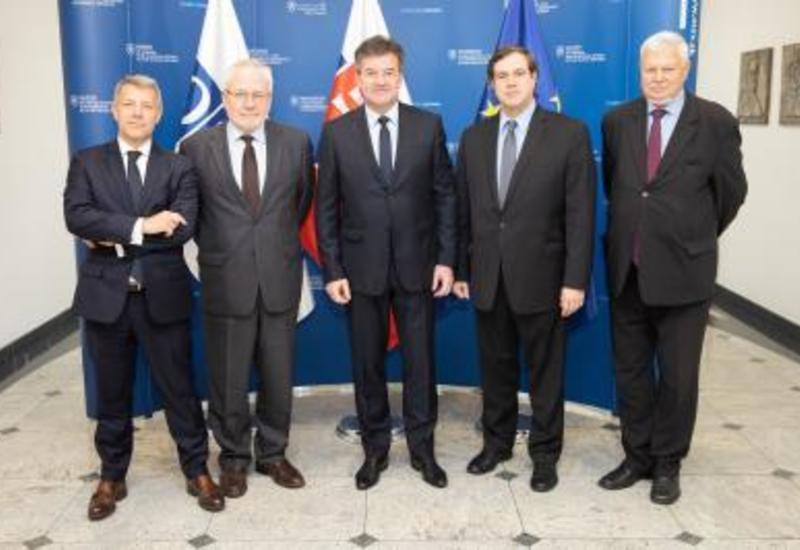 В Словакии обсудили вопросы урегулирования карабахского конфликта