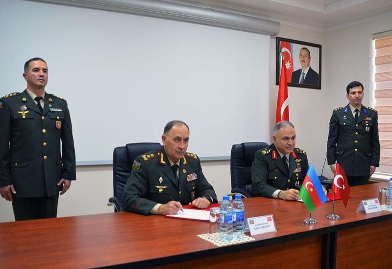 Азербайджан и Турция определили направления деятельности в военной сфере