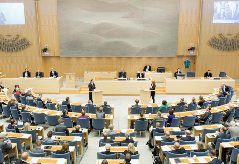 В парламенте Швеции подняли нагорно-карабахский вопрос