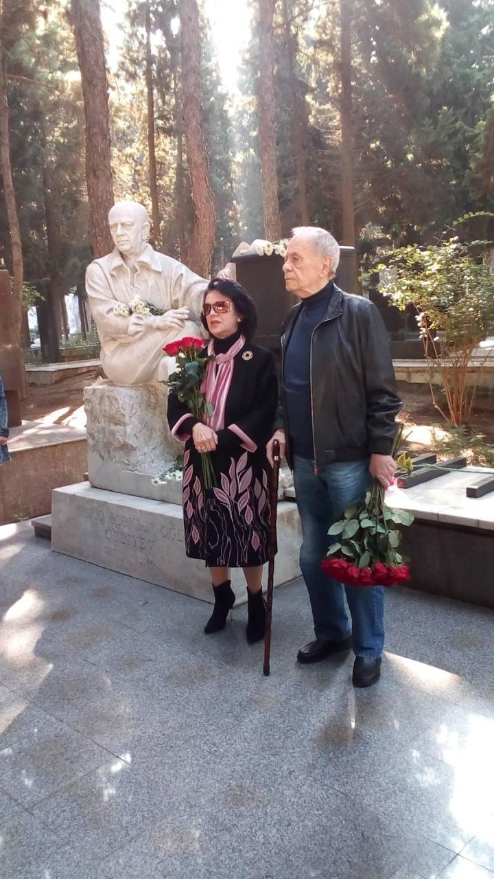 Союз композиторов почтил память выдающегося композитора Тофика Гулиева