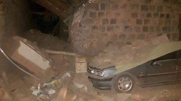 В Иране произошло мощное землетрясение: толчки ощущались и в Азербайджане