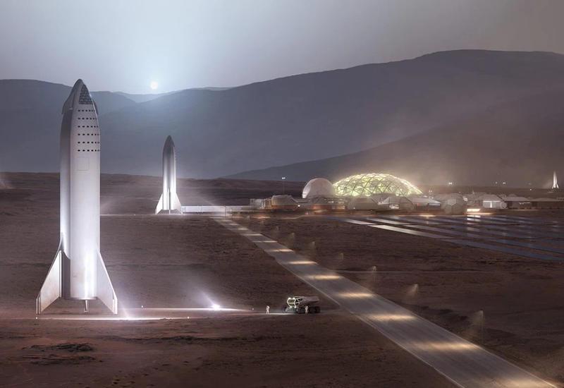 Илон Маск сказал, когда можно будет заселить Марс