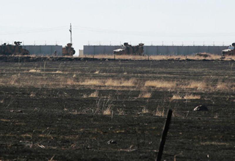 Россия и Турция завершили третье совместное патрулирование на севере Сирии