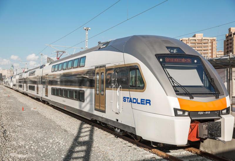 Выделен дополнительный поезд по маршруту Баку-Гянджа-Баку