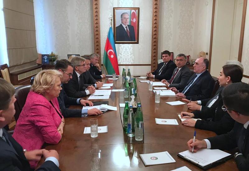В Баку обсуждены перспективы сотрудничества между Азербайджаном и Литвой