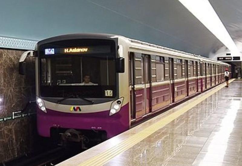 Эта станция бакинского метро закроется на капремонт