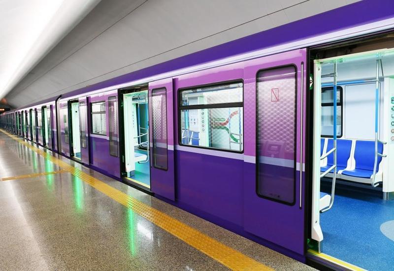 В бакинском метро появятся новые поезда