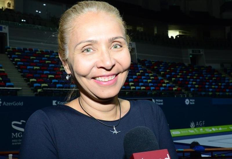 Результаты сборной Азербайджана по аэробной гимнастике впечатляют – эксперт из Бразилии