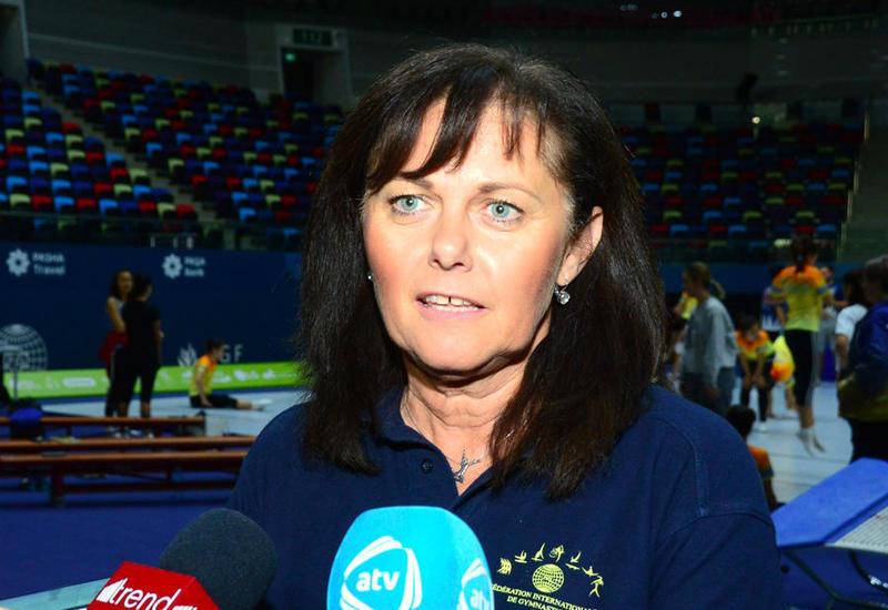 Федерация гимнастики Азербайджана организовала тренерские курсы на высоком уровне – эксперт из Словакии