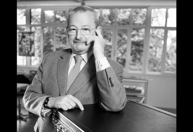 Скончался всемирно известный модельер Патрик-Луи Виттон