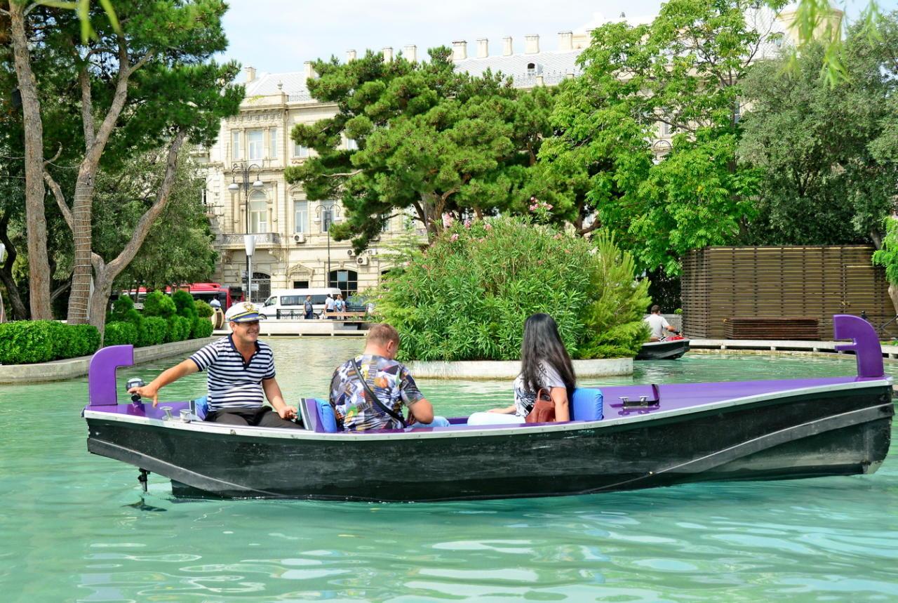 """""""Маленькая Венеция"""": сказочная красота Баку"""