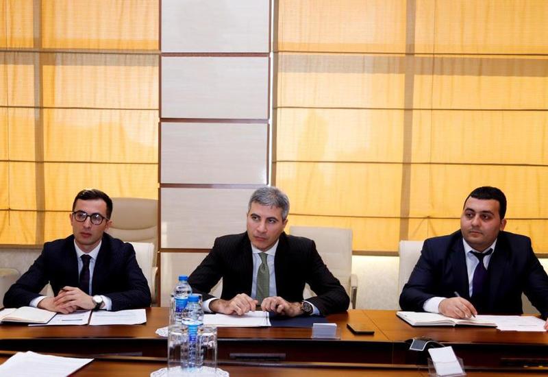 В минтруда Азербайджана проведено общественное обсуждение вопросов пенсионной системы