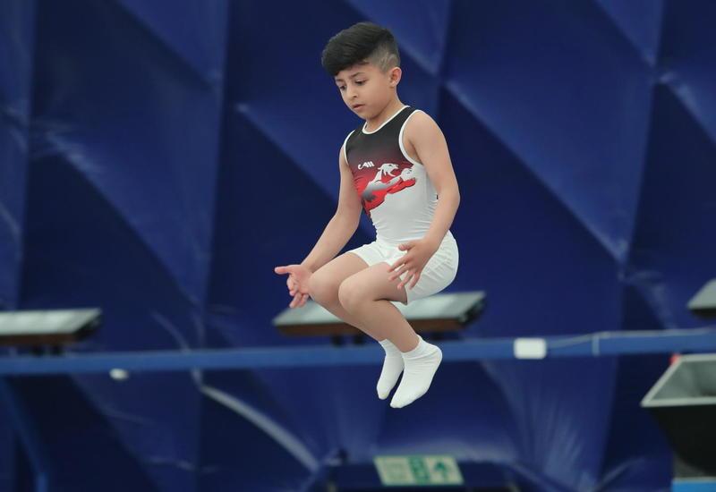 Определились победители 5-го Чемпионата и Первенства Азербайджана по прыжкам на батуте