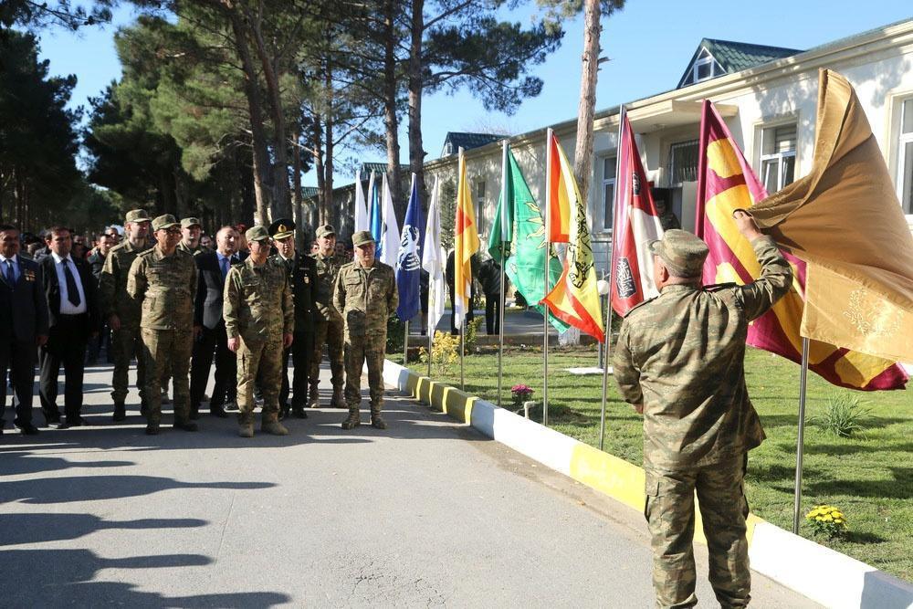 Закир Гасанов: Каждый азербайджанский солдат должен быть готовым проявить смелость в боях против оккупантов