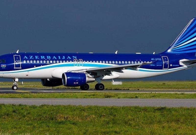 Самолет AZAL совершил вынужденную посадку в Гяндже