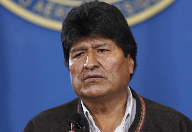 Президент Боливии объявил о проведении новых выборов главы государства