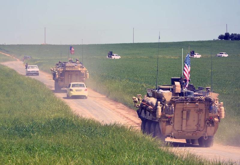 Вашингтон оставит в Сирии до 600 военнослужащих США