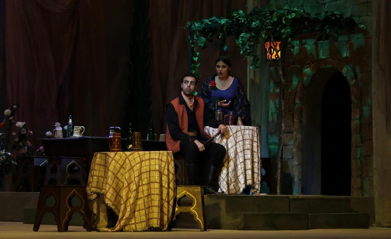 """В Театре оперы и балета прошел прекрасный показ """"Сельской чести"""""""