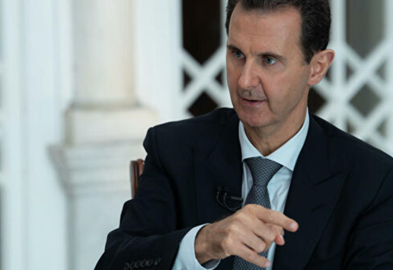 Асад рассказал, почему не давал интервью несколько лет