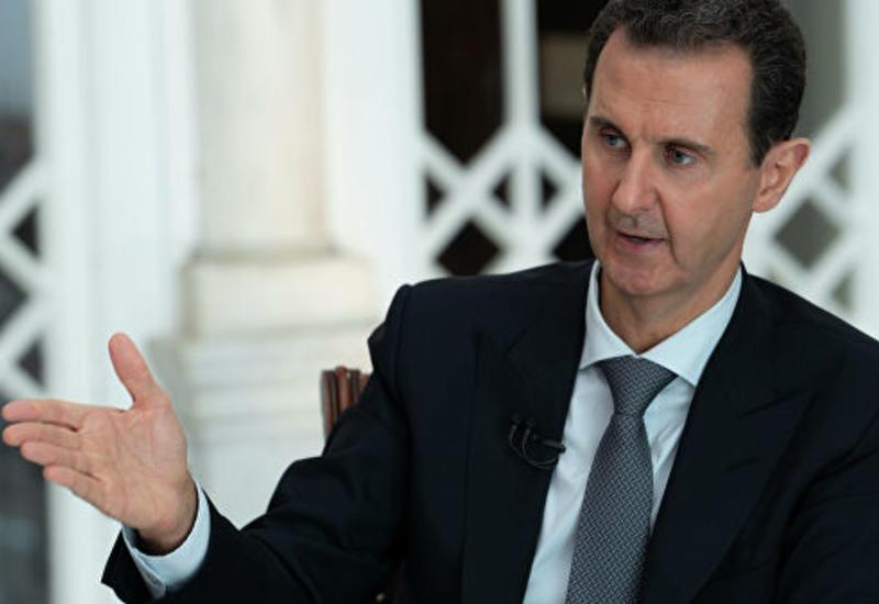 """Асад назвал """"Аль-Каиду"""" третьей стороной в борьбе США с САР, Россией и ИРИ"""