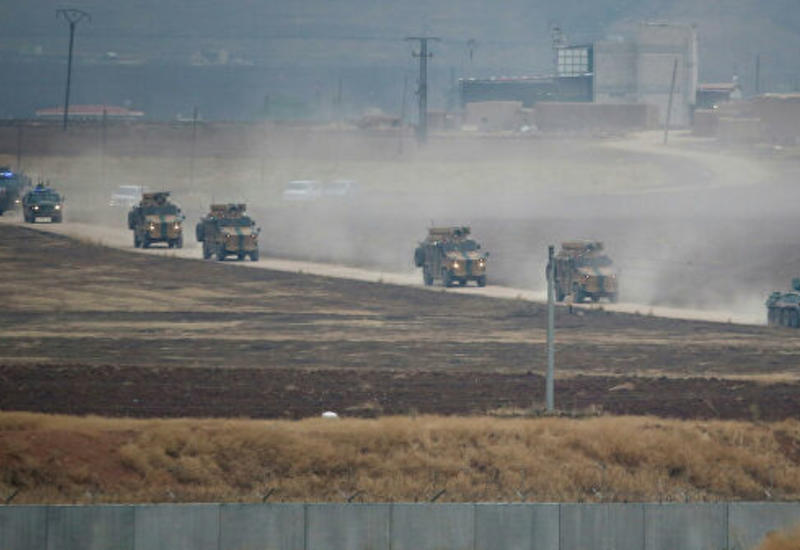 Россия и Турция завершили четвертое патрулирование на севере Сирии