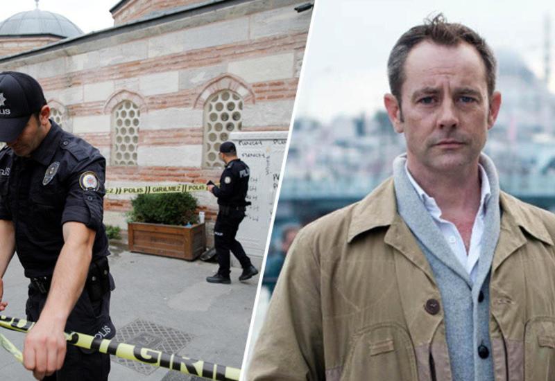 Таинственная смерть: в Стамбуле найден мёртвым британский разведчик