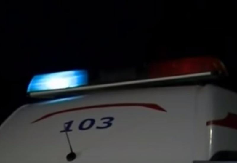 Пьяный водитель сбил семью с двумя детьми в Сабирабаде