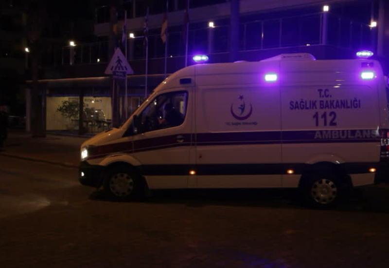 В Турции произошло крупное ДТП, около 20 пострадавших