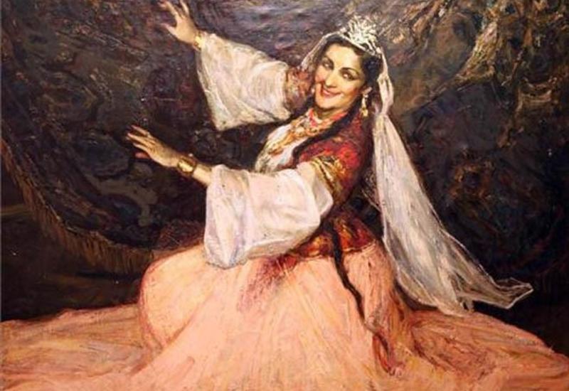В Баку грандиозным концертом отметят 100-летие танцовщицы Амины Дильбази