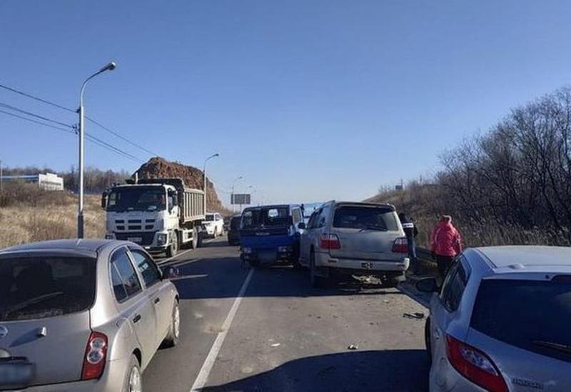 Тяжелая авария в России, пострадали гражданки Азербайджана