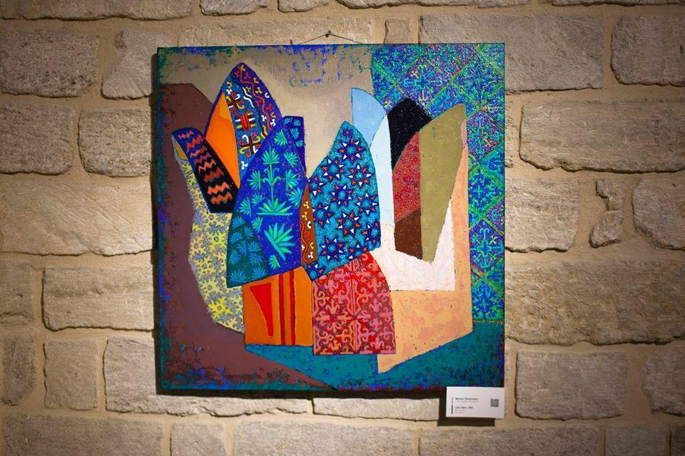 Визуальная эстетика художника из Туркменистана в Баку