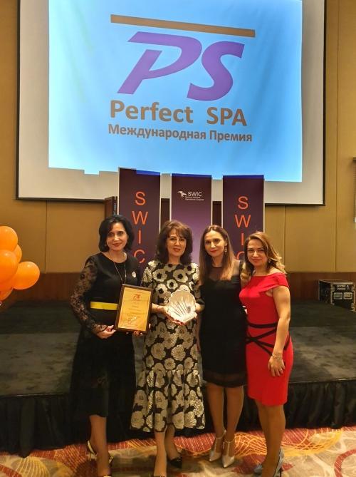 Дом красоты, здоровья и активного долголетия Gazelli House стал победителем Конгресс СПА и Веллнесс в категории Medical SPA