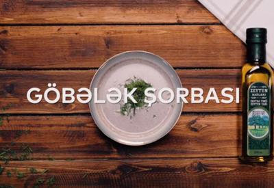 """Грибной суп c оливковым маслом <span class=""""color_red"""">- ВИДЕО (R)</span>"""