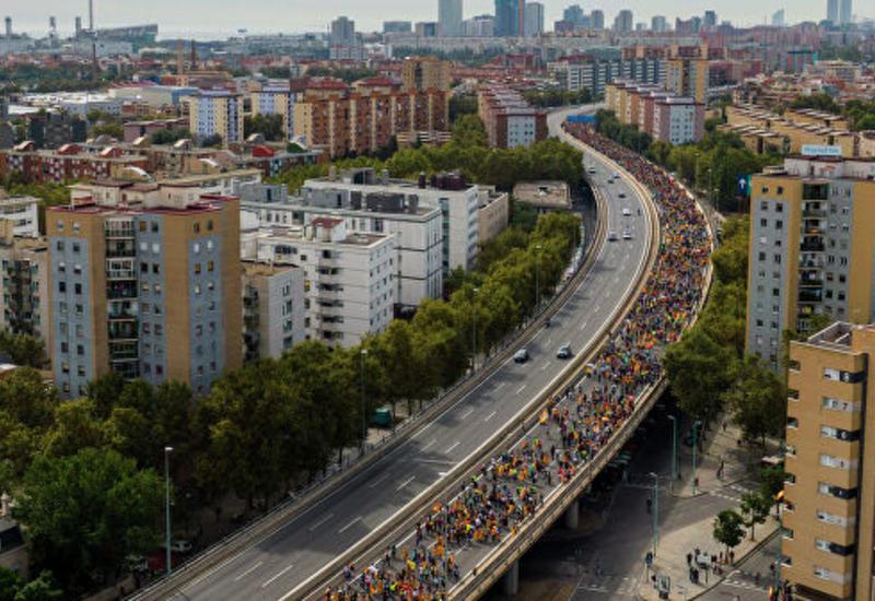 Каталонские радикалы собираются блокировать границу Испании и Франции