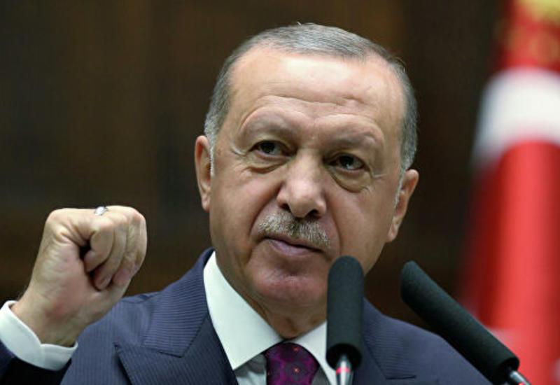 Эрдоган проведет в США встречу с Трампом