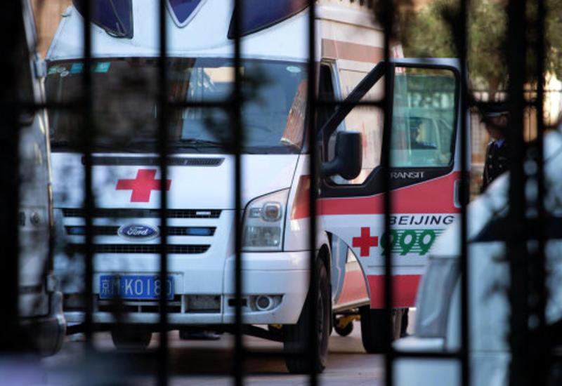 ЧП в детском саду в Китае, более 50 пострадавших