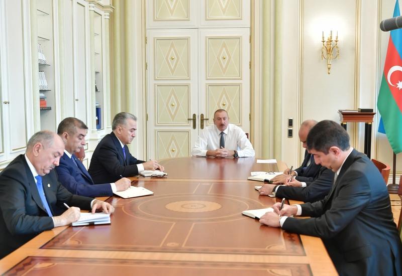 Президент Ильхам Алиев: В последние 16 лет Азербайджан переживает период динамичного развития