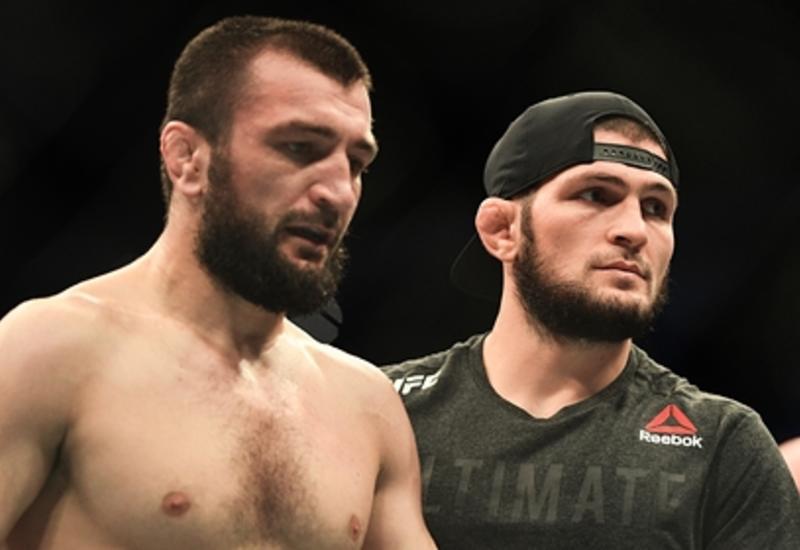 Брат Хабиба извинился за поражение в дебютном бою в UFC