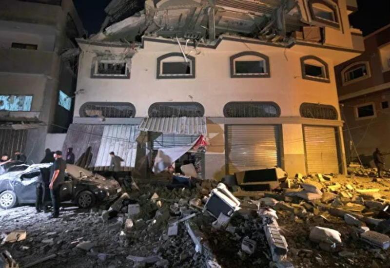 В МИД Франции прокомментировали эскалацию ситуации в секторе Газа