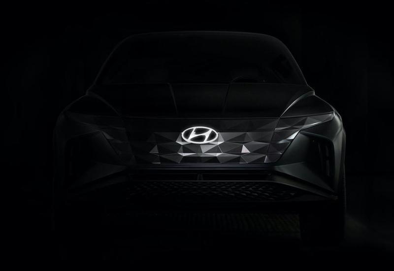 Hyundai покажет в Лос-Анджелесе кроссовер с невидимыми фарами